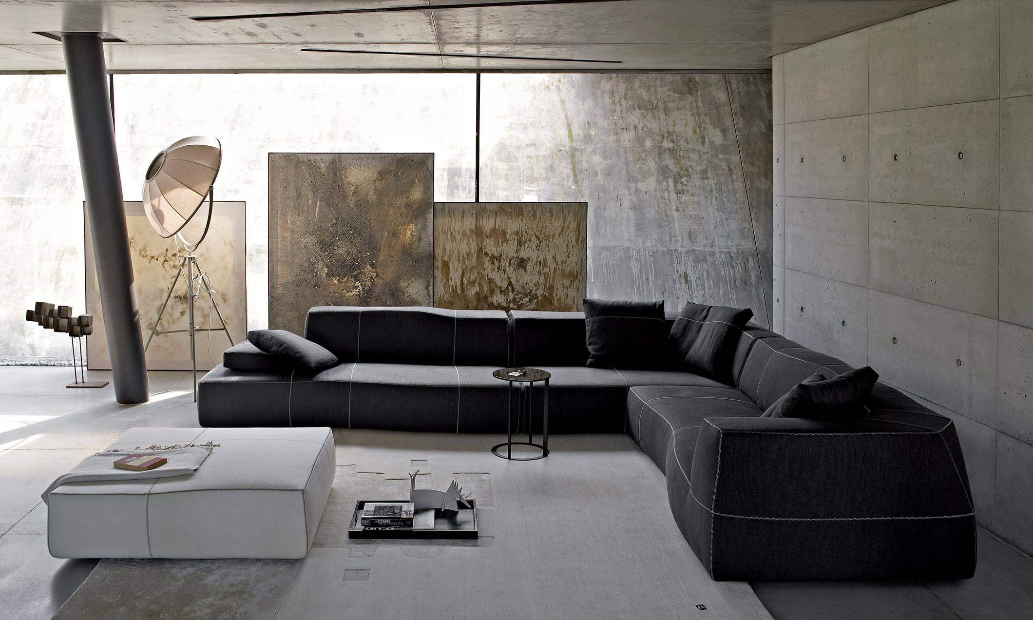 B&B Italia designmöbler till salu