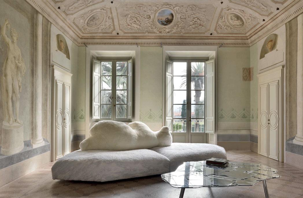 Edra soffa och möbler hos Geco Stockholm Sverige