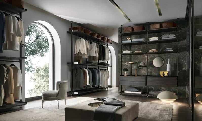 Rimadesio walk-in-closet